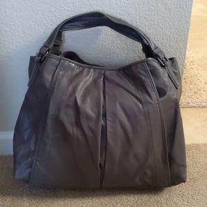Kenneth Cole large hobo bag
